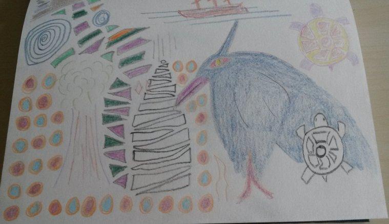 January Drawing 2
