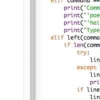 Python 'Found Poem' Generator - Adding Haikus