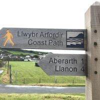Walking The Ceredigion Coastal Path 14