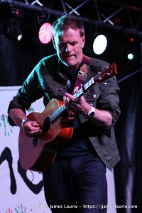Martyn Joseph at Folk on the Farm 2019 in Anglesey